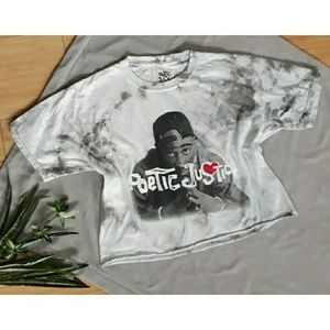 Poetic Justice Graphic Tee